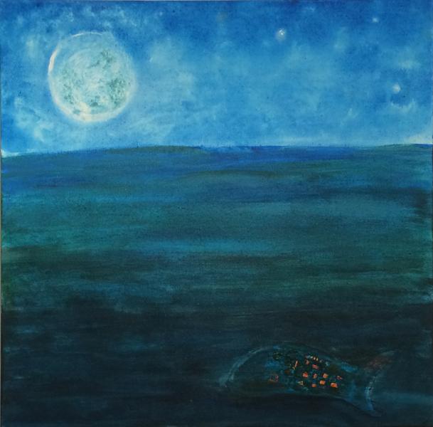 Jamie St Clair Painting Gallery