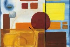 squares painting Jamie St Clair